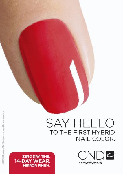 Cnd Shellac Glamorous Nails